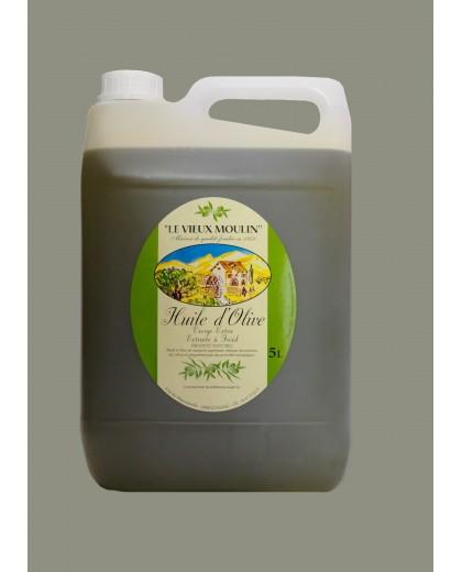 Huile d'olive filtrée -5L