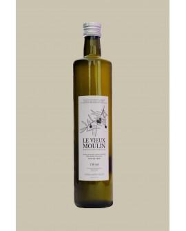 Huile d'olive non filtrée -75cl