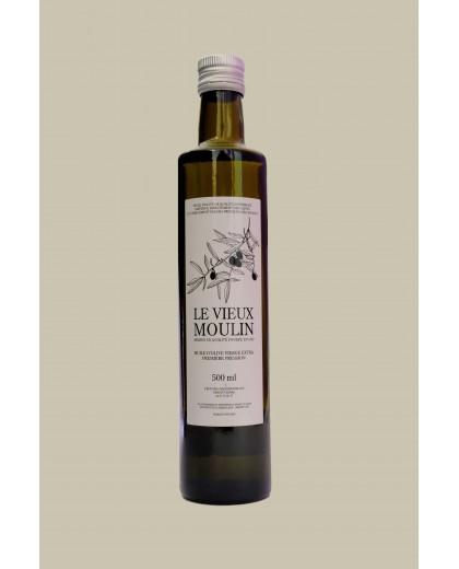 Huile d'olive filtrée - 50cl