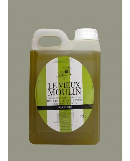 Huile d'olive non filtrée -2l