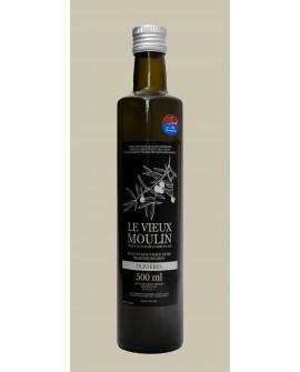 Huile d'olive variété traditionnelle  -50cl