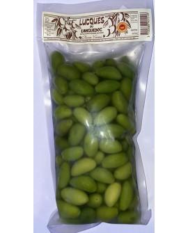 Olives Lucques fraiches sachet 400g