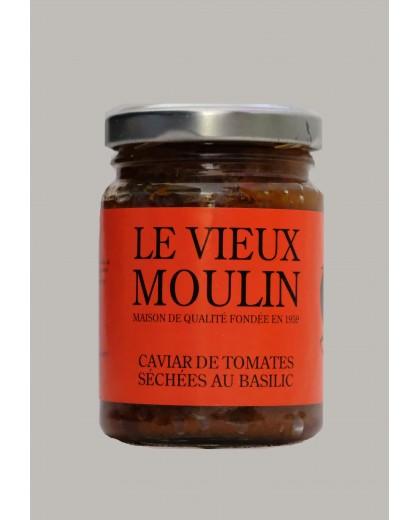 Caviar de tomate séchée au basilic - 90g