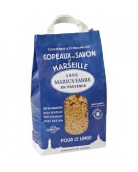 Copeaux de savon de Marseille 980g - pour le linge